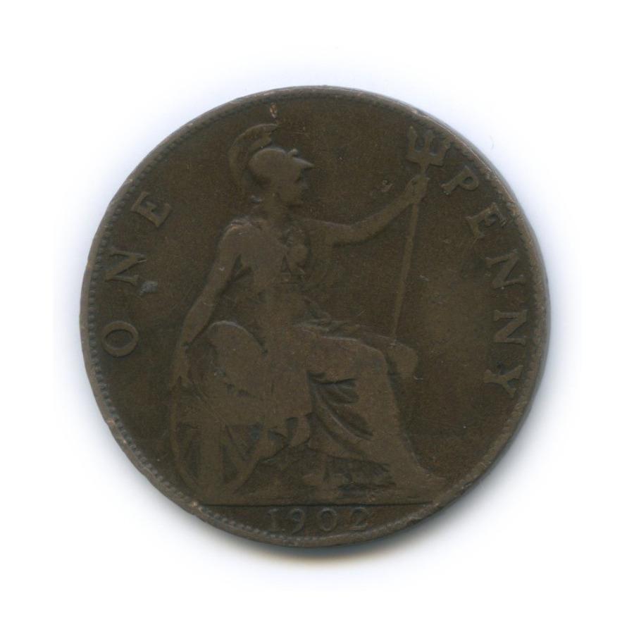 1 пенни 1902 года (Великобритания)