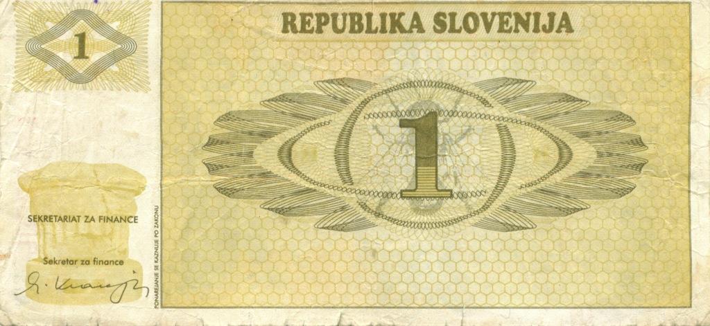 1 толар (Словения)