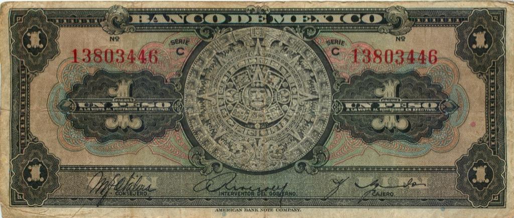 1 песо (Мексика)