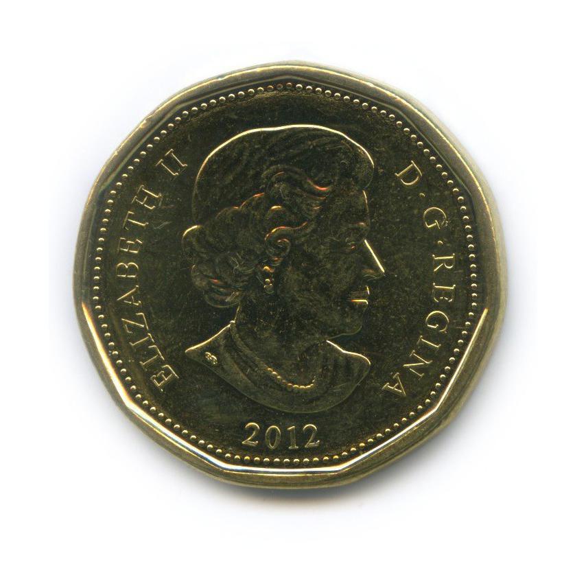 1 доллар 2012 года (Канада)