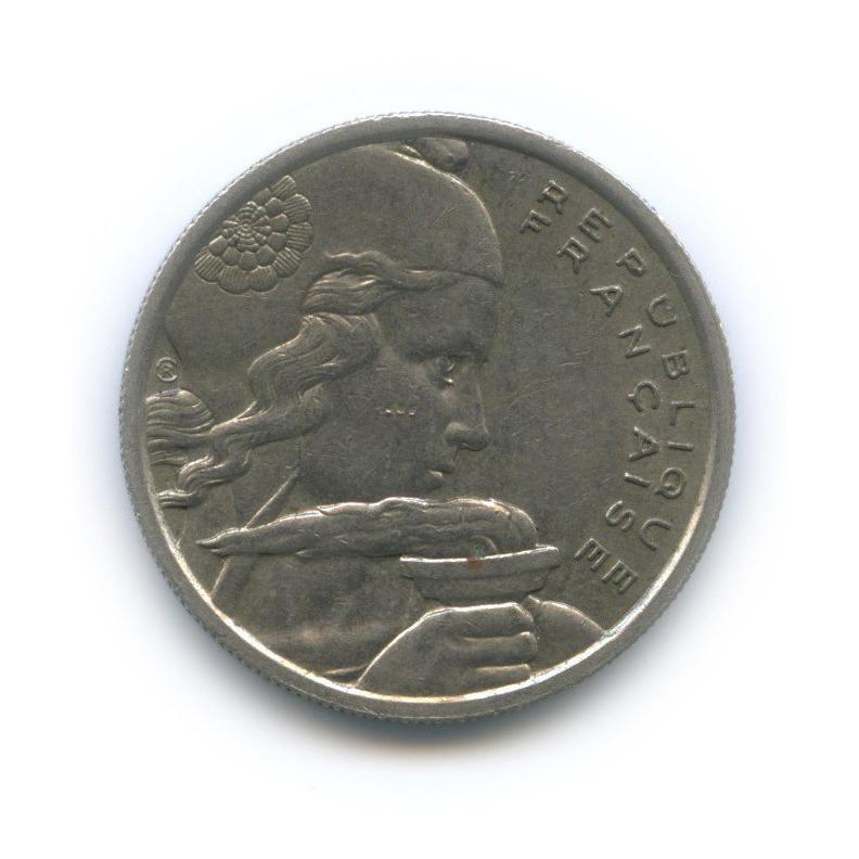 100 франков 1955 года (Франция)