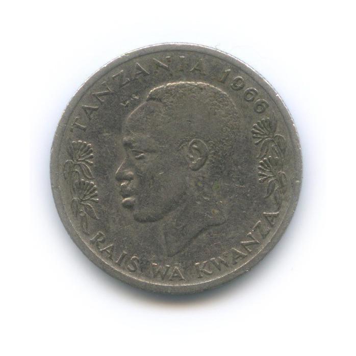 50 сенти, Танзания 1966 года