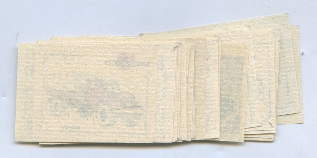 Набор спичечных этикеток (35 шт.) (СССР)