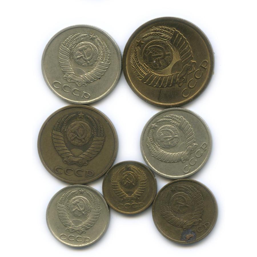 Набор монет СССР 1983 года (СССР)