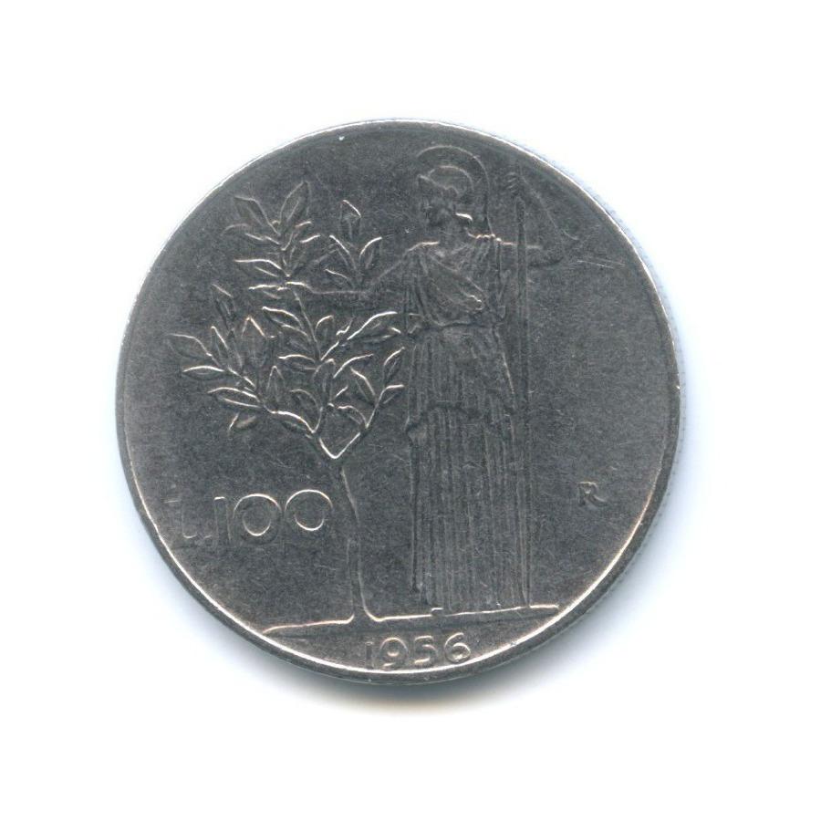 100 лир 1956 года (Италия)