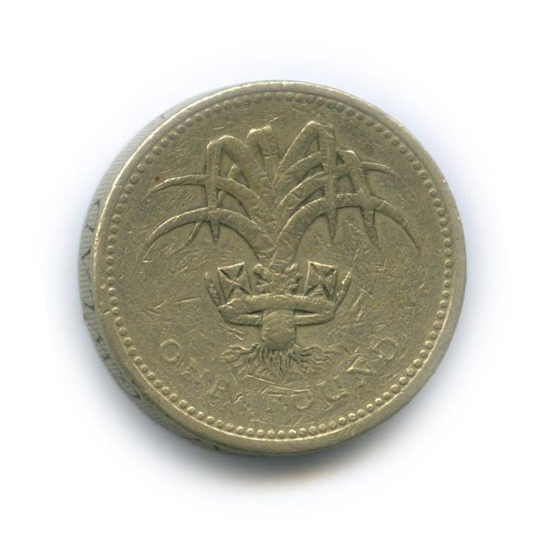 1 фунт 1985 года (Великобритания)