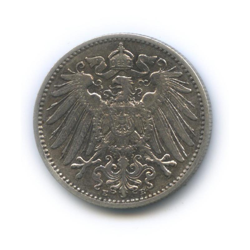 1 марка 1907 года E (Германия)