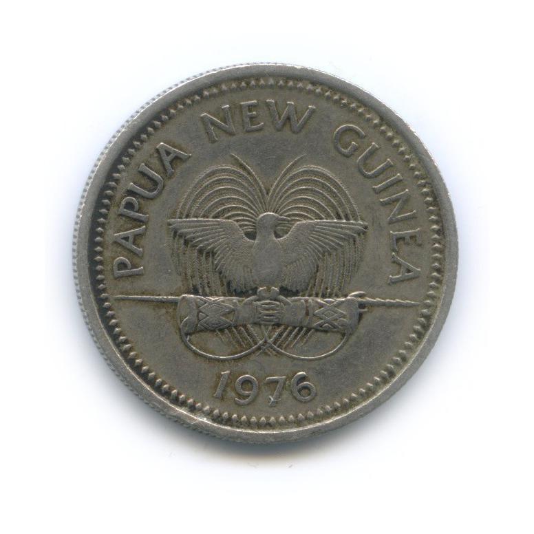 10 тоа, Папуа - Новая Гвинея 1976 года