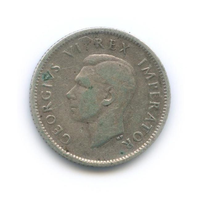 6 пенсов 1940 года (ЮАР)