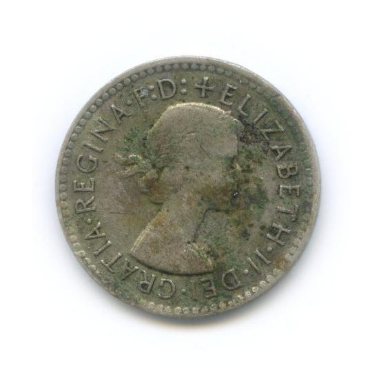 3 пенса 1955 года (Австралия)