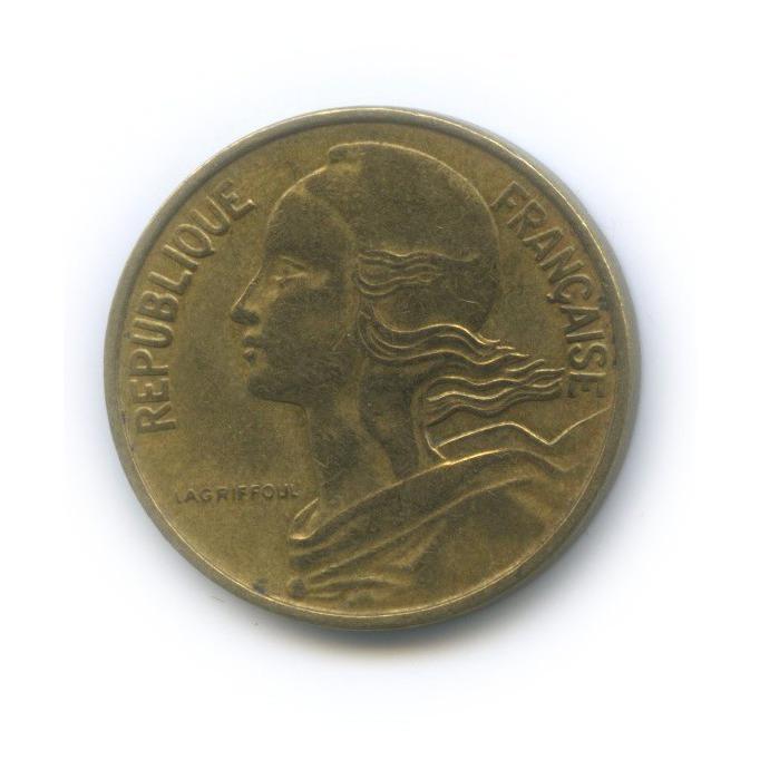 10 сантимов 1967 года (Франция)