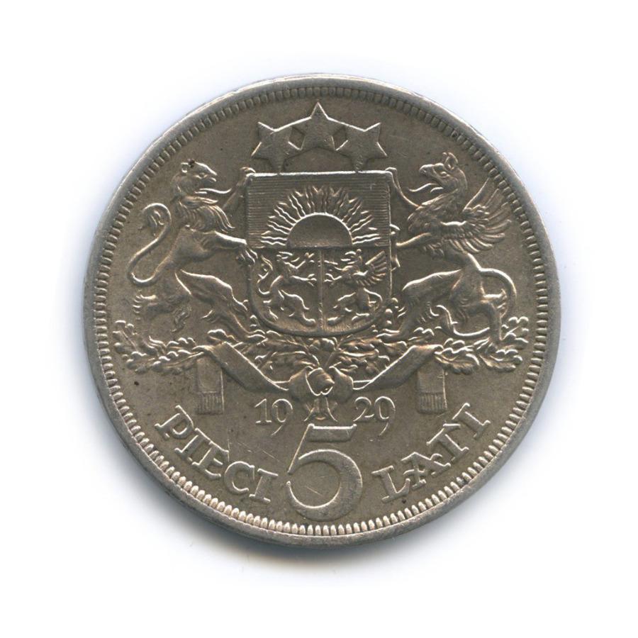 5 латов 1929 года (Латвия)