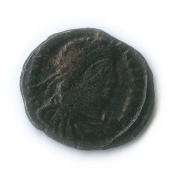 Монета античная (Рим IVвек)