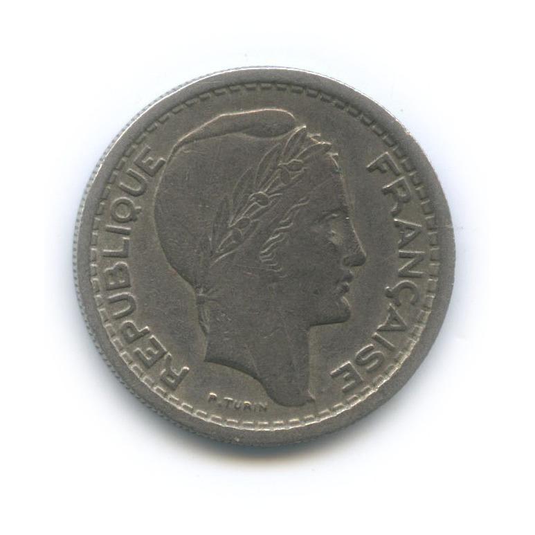 20 франков (Французский Алжир) 1949 года