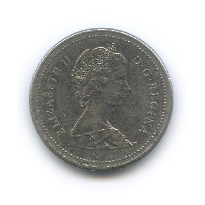 5 центов 1988 года (Канада)