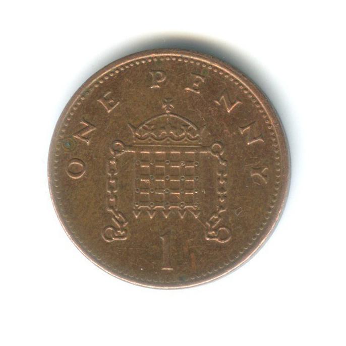 1 пенни 1994 года (Великобритания)