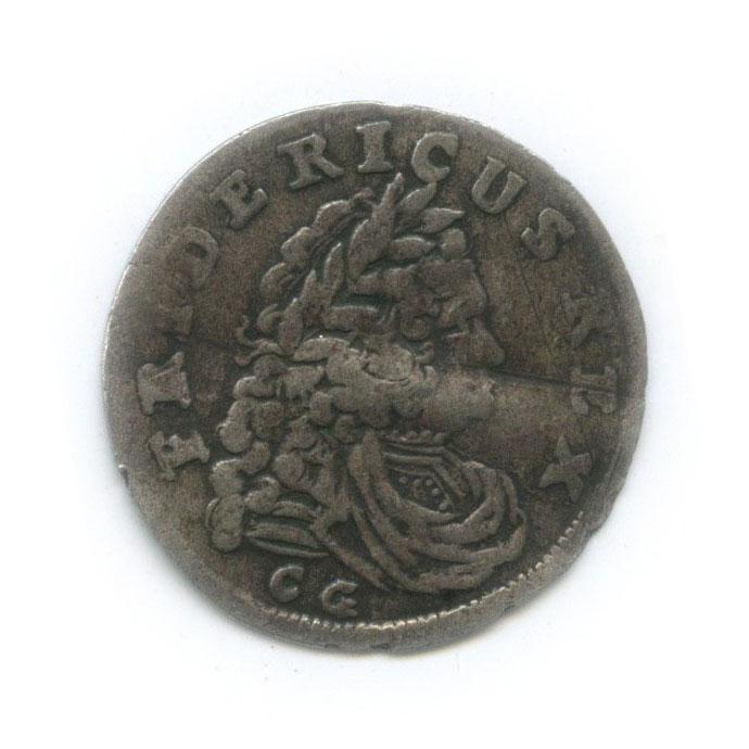 3 гроша - Фридрих I (Пруссия) 1706 года
