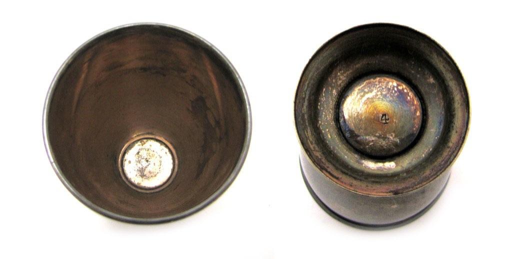 Стопка-кубок «BGIV PMarafon 11.5.53» (8 см) 1953 года (Финляндия)