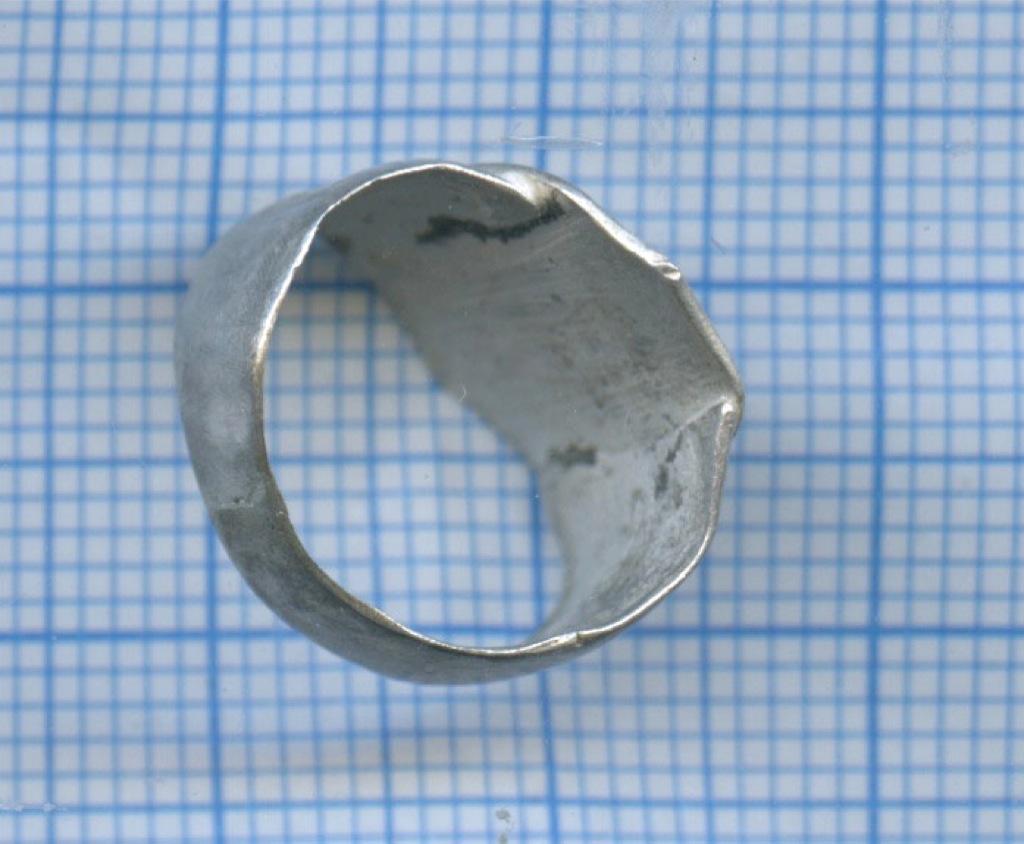Перстень «ВМ»