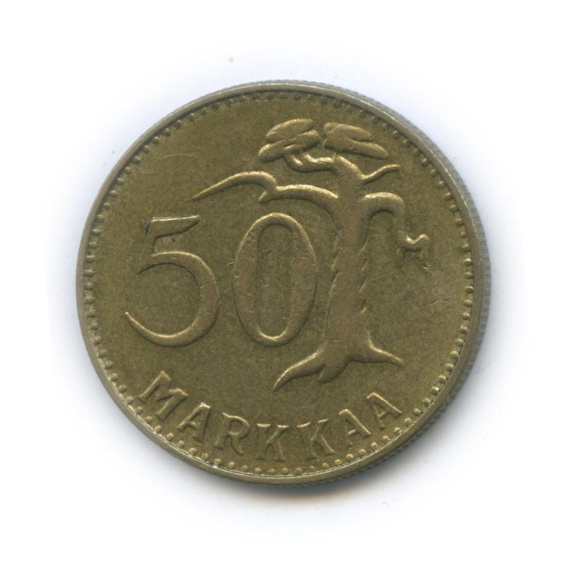 50 марок 1953 года (Финляндия)