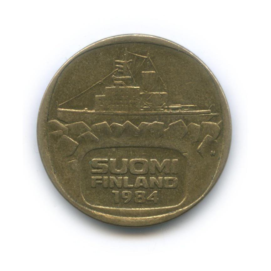 5 марок 1984 года (Финляндия)