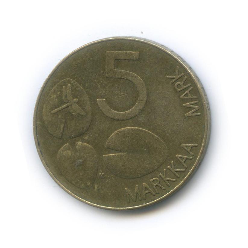 5 марок 1994 года (Финляндия)