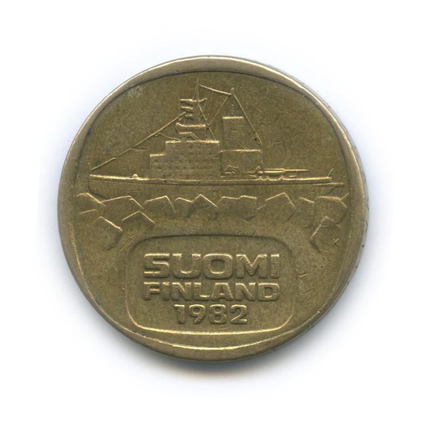 5 марок 1982 года (Финляндия)