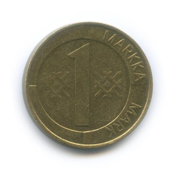 1 марка 1993 года n (Финляндия)