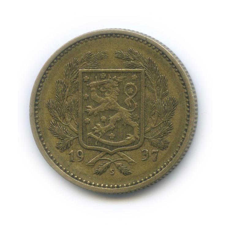 5 марок 1937 года (Финляндия)