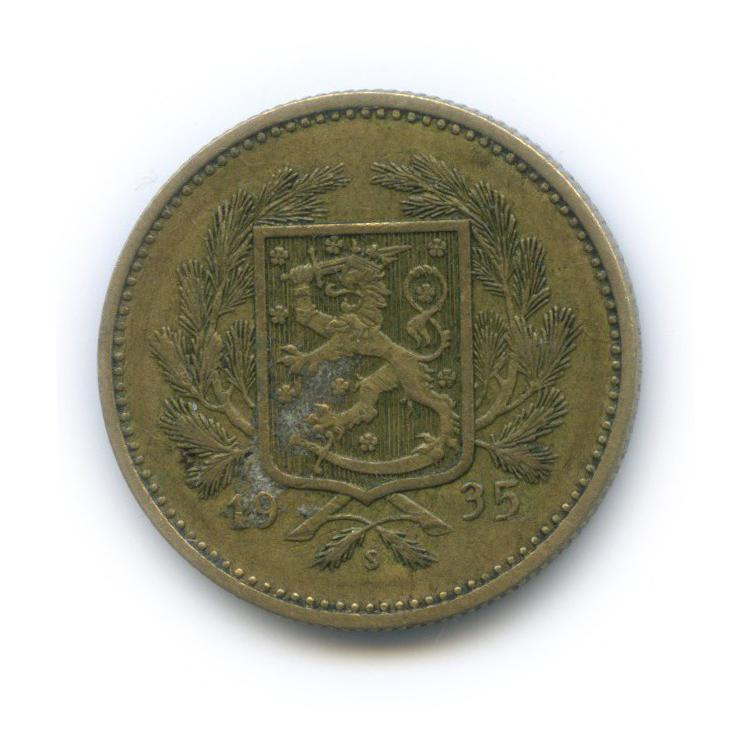 5 марок 1935 года (Финляндия)