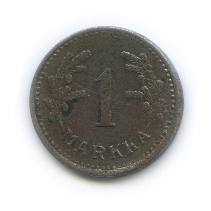 1 марка 1945 года (Финляндия)