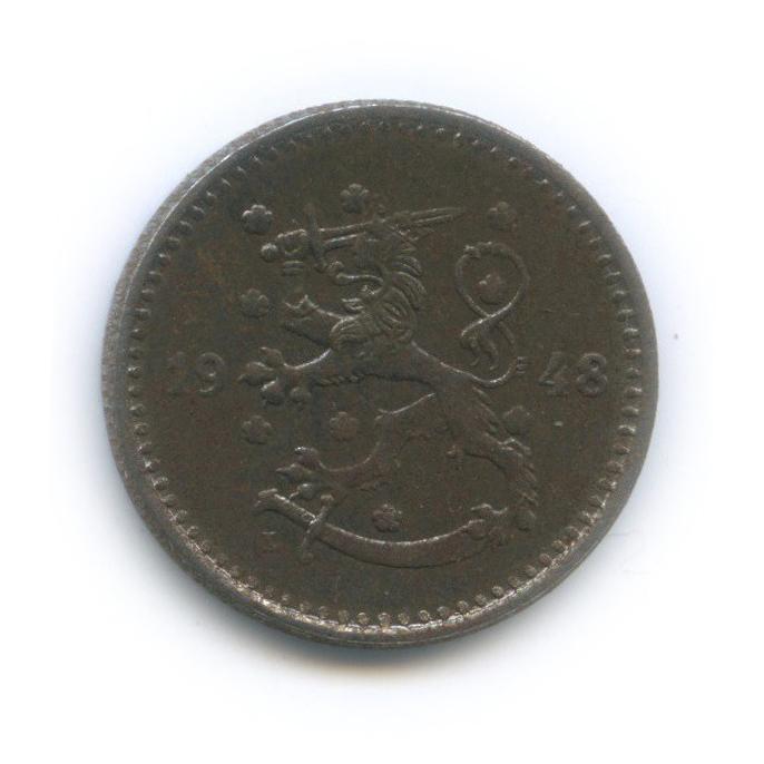 1 марка 1948 года (Финляндия)