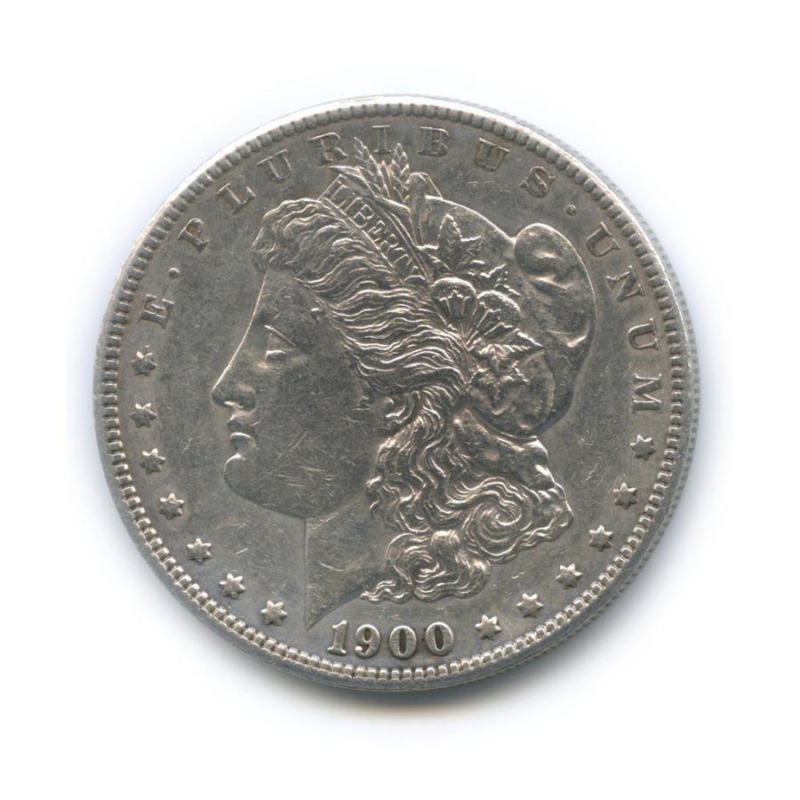 Аукцион СПБ: 1 доллар 1900 года