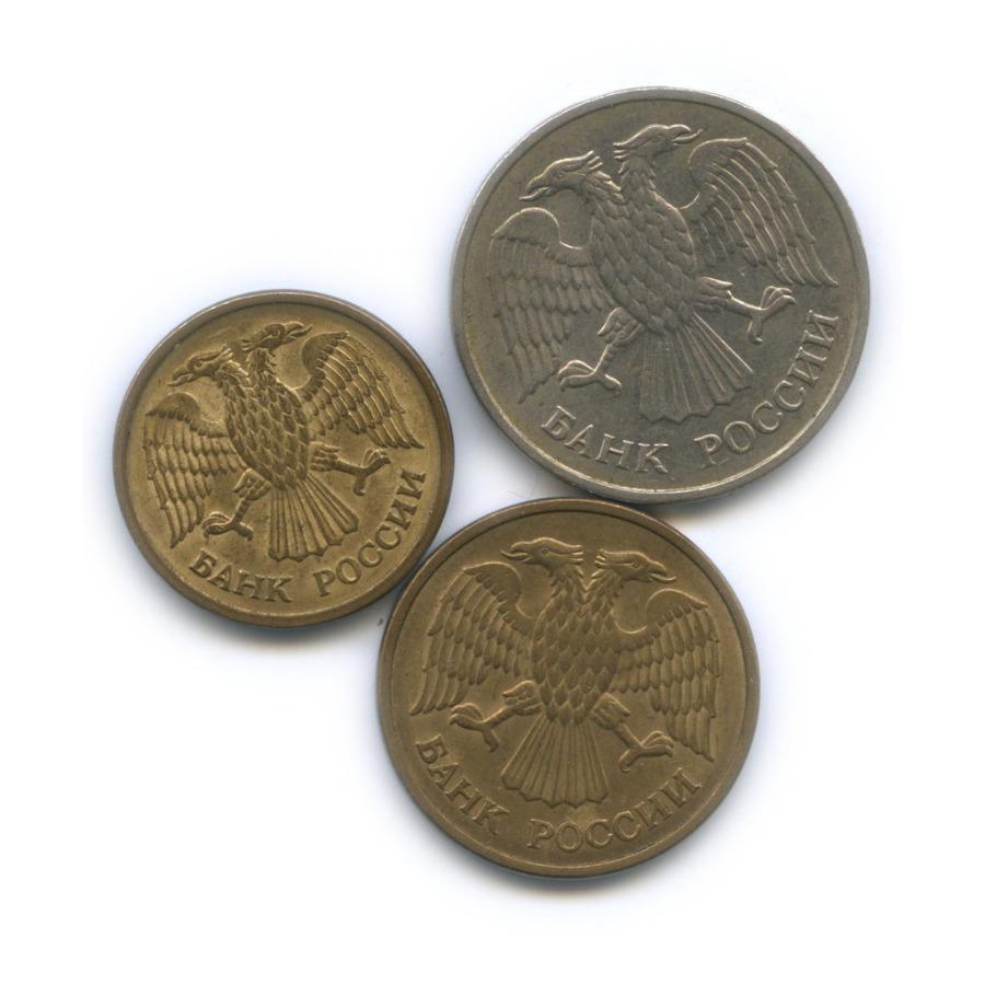 Набор монет России 1992 года ММД, М (Россия)