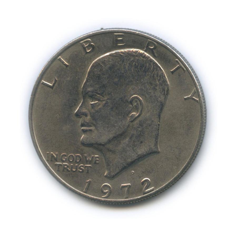 1 доллар 1972 года D (США)