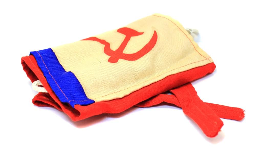 Флаг «Военно-морской флаг СССР» (140 см) (СССР)