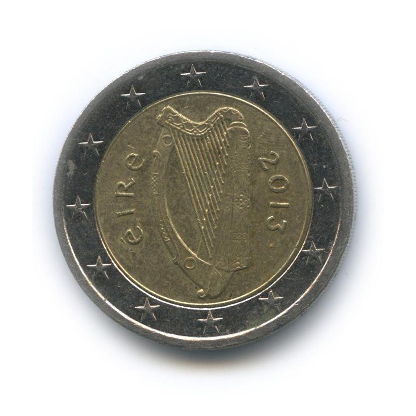2 евро 2013 года (Ирландия)