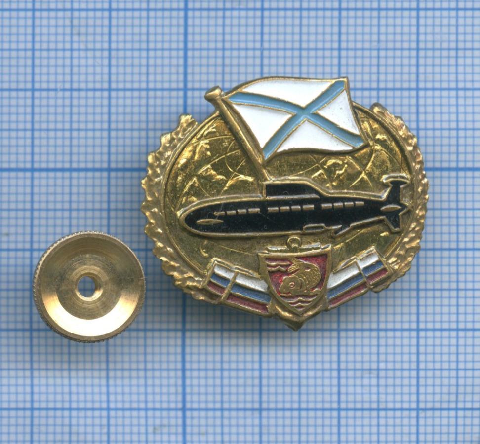 Знак «Подводный флот» (Россия)