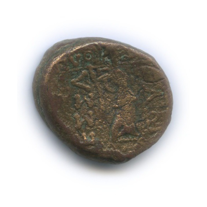 Фессалия, Лига, 196-146 гг. до н. э., Аполлон/Афина