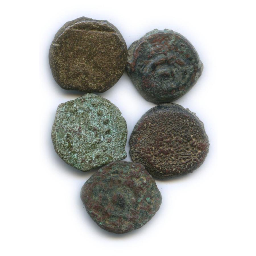 Набор монет АЕпрута, Иудея