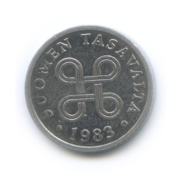 5 пенни 1983 года (Финляндия)