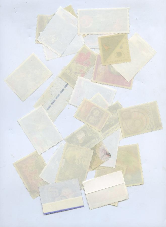 Набор почтовых марок (СССР, Вьетнам, в конверте СССР)