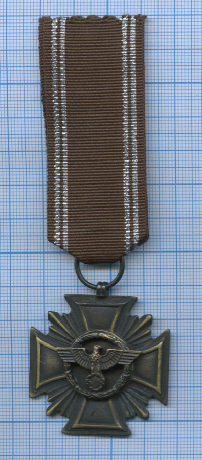 Медаль «За10 лет службы вНСДАП» (копия) (Германия (Третий рейх))