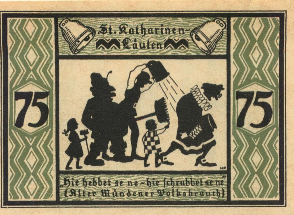 75 пфеннигов (нотгельд) (Германия)