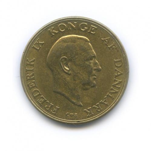 1 крона 1957 года (Дания)