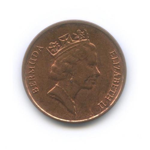 1 цент 1988 года (Бермуды)