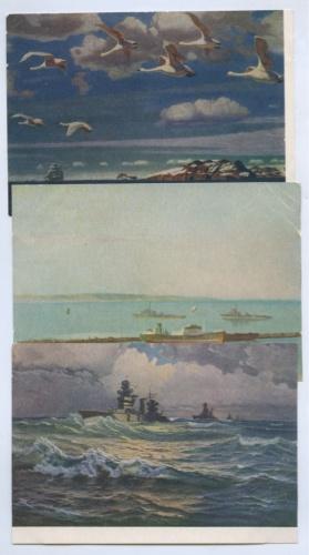 Набор почтовых карточек 1953 года (СССР)
