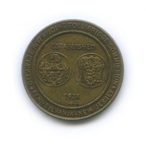 Жетон «Bridge token» (США)