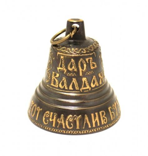 Колокольчик «Дар Валдая» (5,5 см) (Россия)