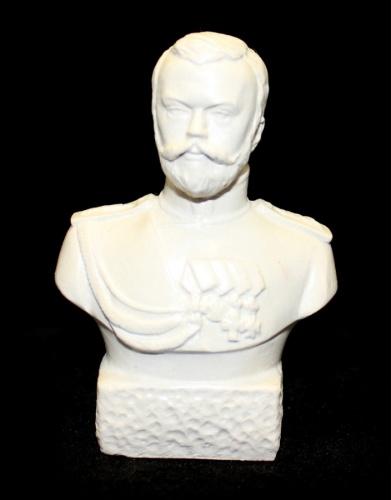 Бюст «Николай II» (9,5 см) (Россия)